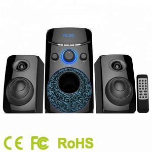 3D Subwoofer Speakers 2.1 Multimedia speaker system