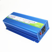 Off grid tie 1500W pure sine wave inverter with big discount on March season