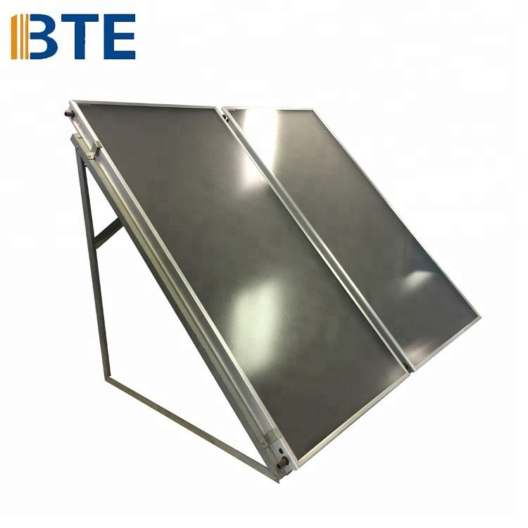 Separate Sun Flat Plate Solar Collector