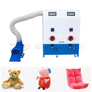 factory directly selling soft toys filling machine