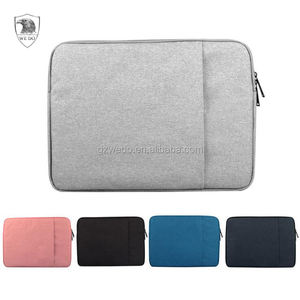 11''-15.6'' Water Repellent Fabric Laptop Sleeve Case Notebook Bag for ASUS X551MA, Toshiba Satellite, Dell Inspiron, Lenovo, HP