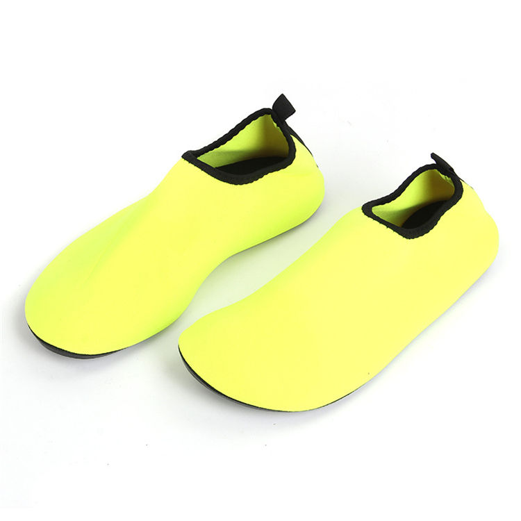 Comfort breathable water socks skin shoes aqua shoes