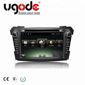 Android 9,0 7 inch 2 din auto mp3 DVD player mit radio Bluetooth GPS navigation für I40 CE EMARK