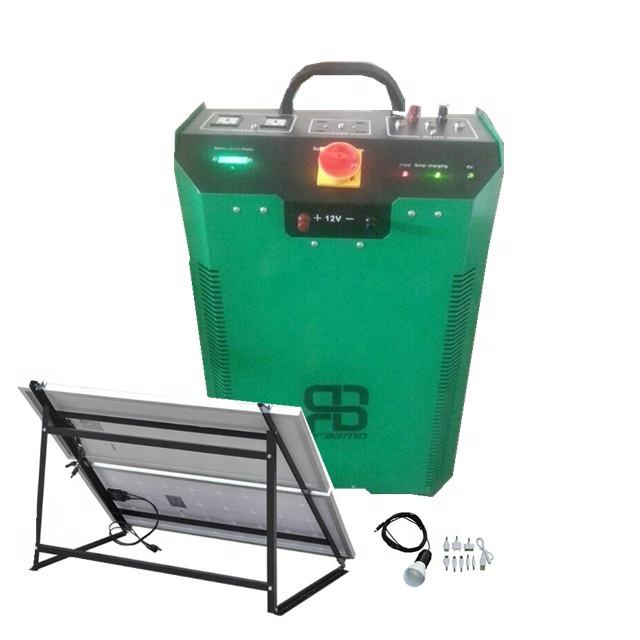 2019 hotsale Portable home solar energy system