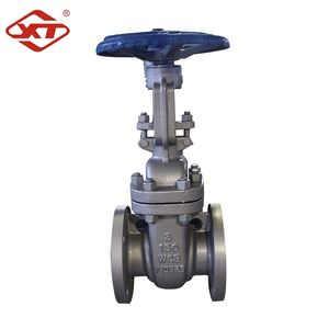 Standard cast steel flange globe valve ,WCB bolted bonnet flanged end gate valve