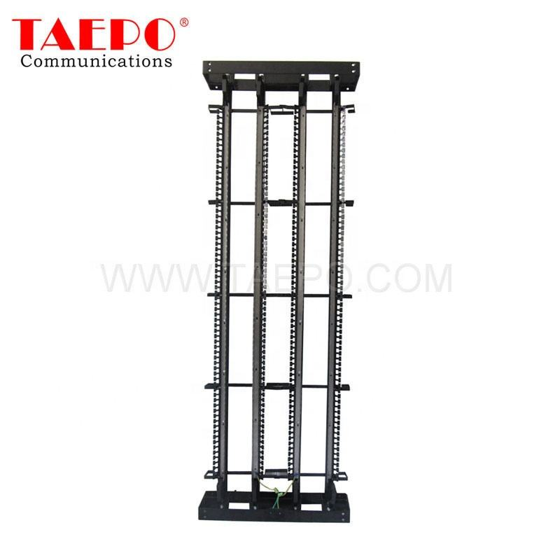 Distribution Frame Indoor 1400 Pairs MDF Main Distribution Frame For LSA Module