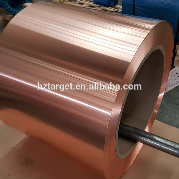 made in china copper factory 99.99% oxygen free copper