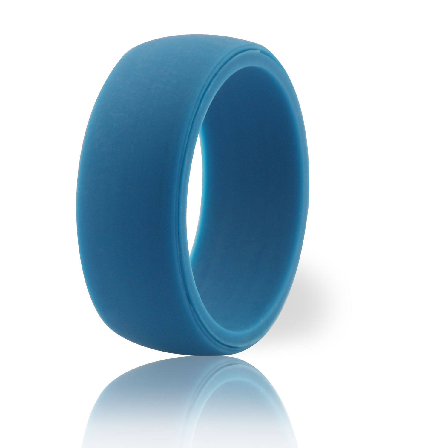 Silicone Rubber Wedding Ring For Women Men Size Adjuster