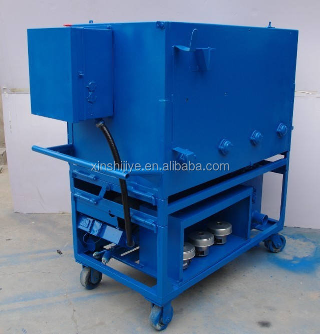 Mineral wool/Glass wool Spraying Machine