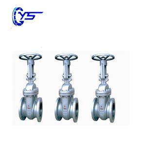factory Cast steel API 150/300/600/800lb flanged gate valve with 500mm