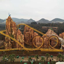 2017the most popular kids amusement park rides roller coaster with customized cars for sale