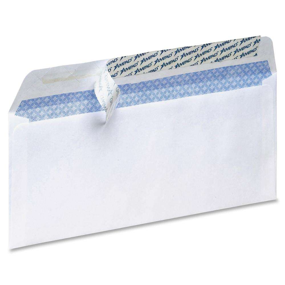 Top Quality Hot Sale No Window Security Envelope With Peel Strip Recycled Envelopes