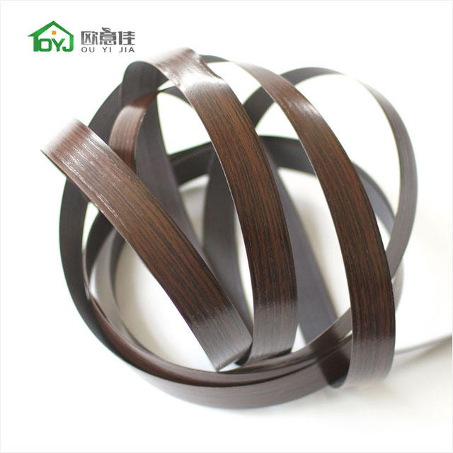 Furniture decorative pvc edge banding tapes