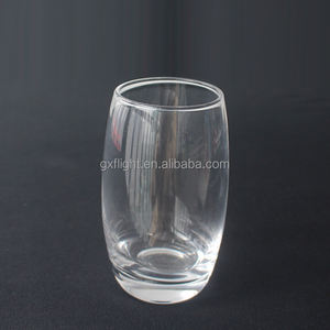 Airline High Clear Crystal Beverage Tumbler Glass