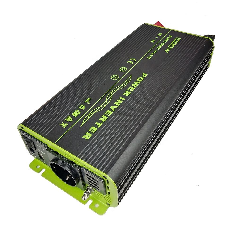 New design off grid 1000w power inverter 48v 220v dc to ac high frequency power