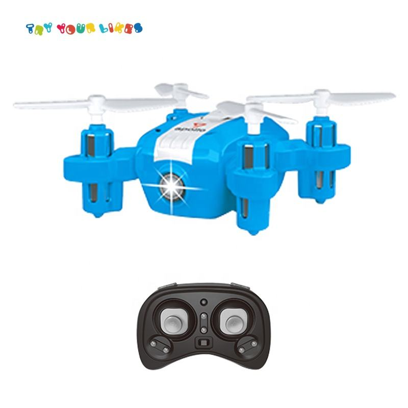 China precio al por mayor barato Mini RC Quadcopter Drone para niños