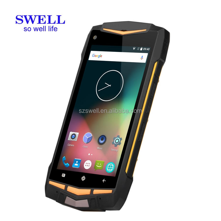 V1 rugged itel mobile phones 4G dual sim padfone android5.1 GPS+Glonass dual wifi smart phones with rfid and nfc walkie talkie