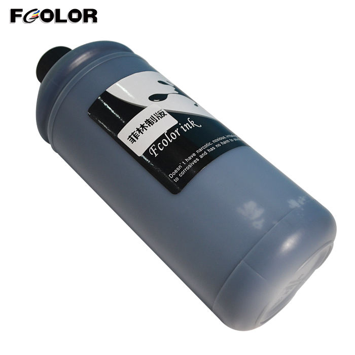 Black Inkjet Ink for Film Plate Making for Epson 4800 7800 9800
