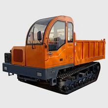 diesel engine sand soil transporter 8 ton mini tipper for sale