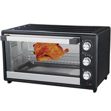 45L electric Oven with stove