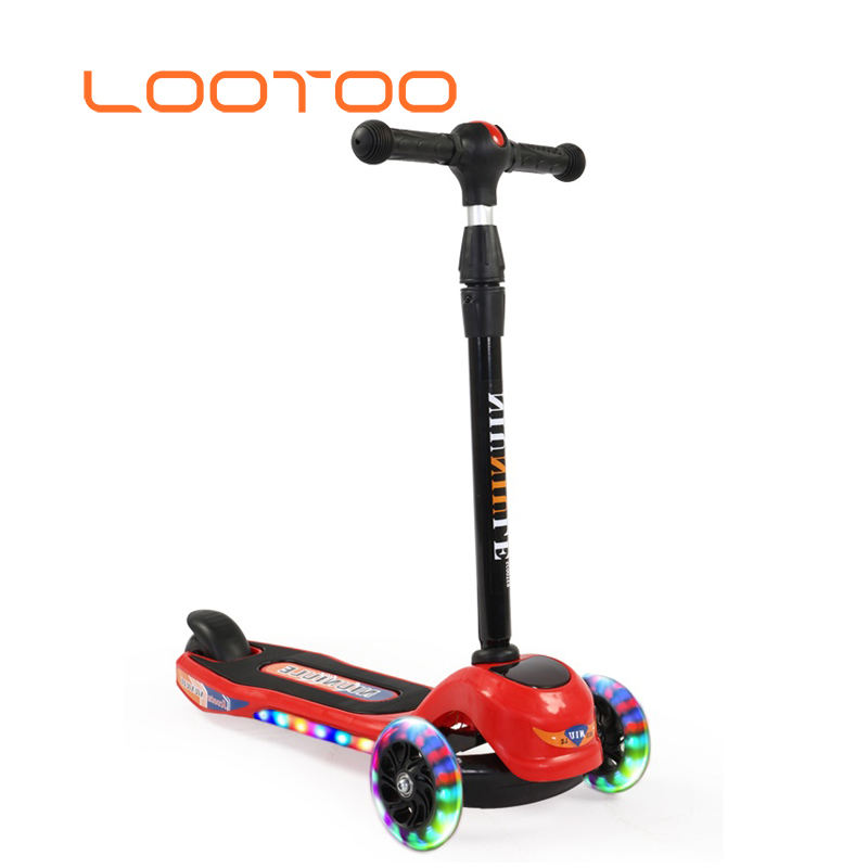 Cheap price new riding racing toy girls scooter age 3 / kids 3 wheel scooty / top kids scooters