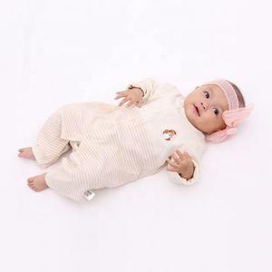 organic cotton long sleeves baby rompers clothes baby boy clothing romper baby clothes organic cotton newborn romper