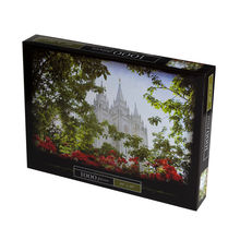 Scenery custom jigsaw puzzle 1000 pieces for adult