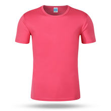Wholesale Custom Sublimation T-shirt With Your Design in this blank shirt Made In China