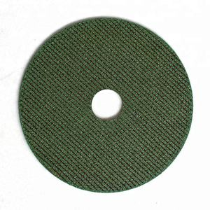 125x3x22mm double nets easy cut abrasive cutting wheel disk on 5 inch die grinder