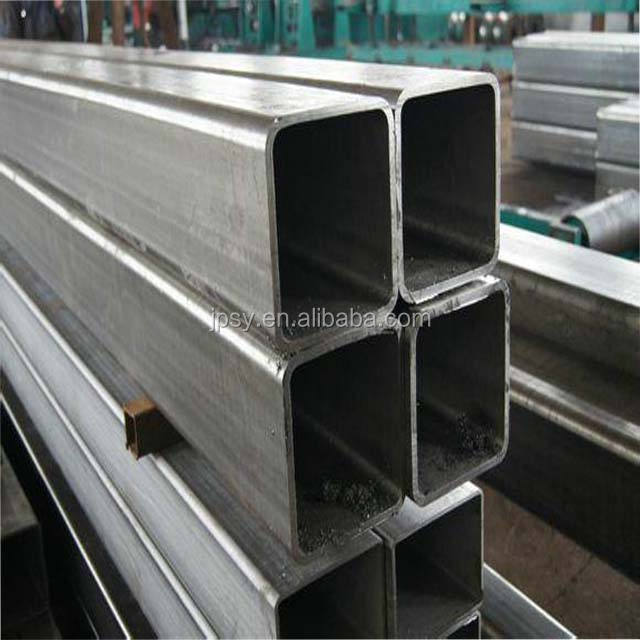 sa 312 304 stainless square steel tube 100x100x5mm