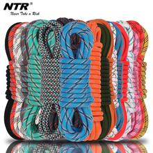 NTR CE certificate nylon polyester pp rope 4-20mm