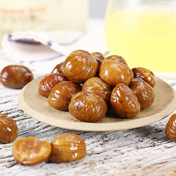 Export Grade Chinese Organic Roasted Chestnuts