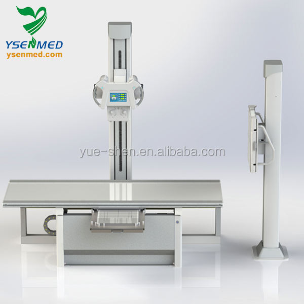 YSX500D New design 50KW DR x ray flat panel detector digital x-ray machine China manufacturer