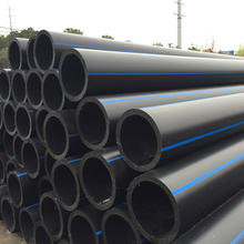 China Manufacture 355 mm 560mm 110mm 250mm 40mm 75mm Tube Polyethylene High Quality Poly Pe100 200mm Hdpe Pipe Prices