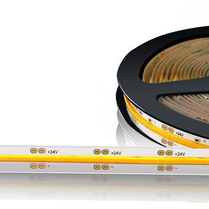 FOB COB Flexible LED Strips Light, DC24V, Waterproof or non-waterproof