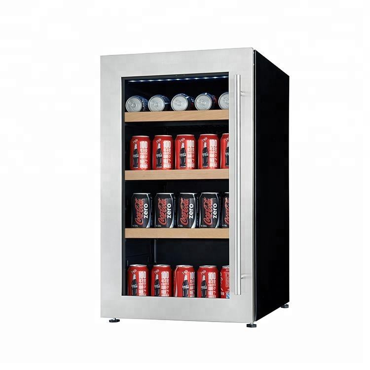 Outdoor Stainless Steel Drink Cooler And Bar Beverage Chiller Beer Cooler Machine