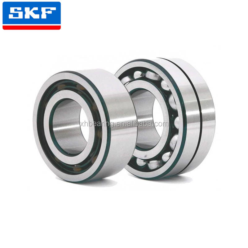 Size:25X52X20.6mm 3205 A-2RS1//MT33 SKF Double Row Angular Contact Ball Bearings