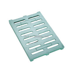 300*500 SGS EN124 B125 road trench drain grating cover with light strong durable features