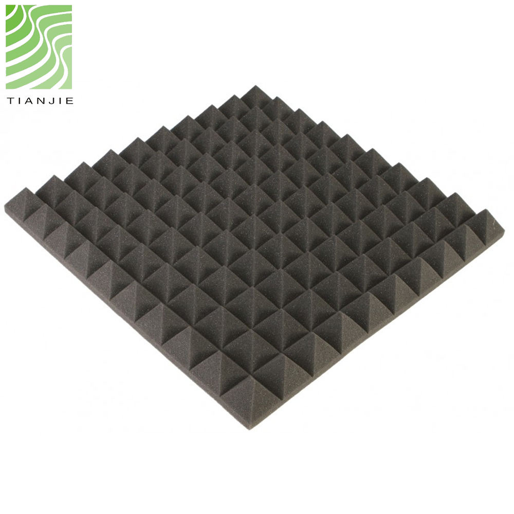 Tianjie Acoustic panels Factory 2019 acoustic sound diffuser acoustic proof absorber panel material