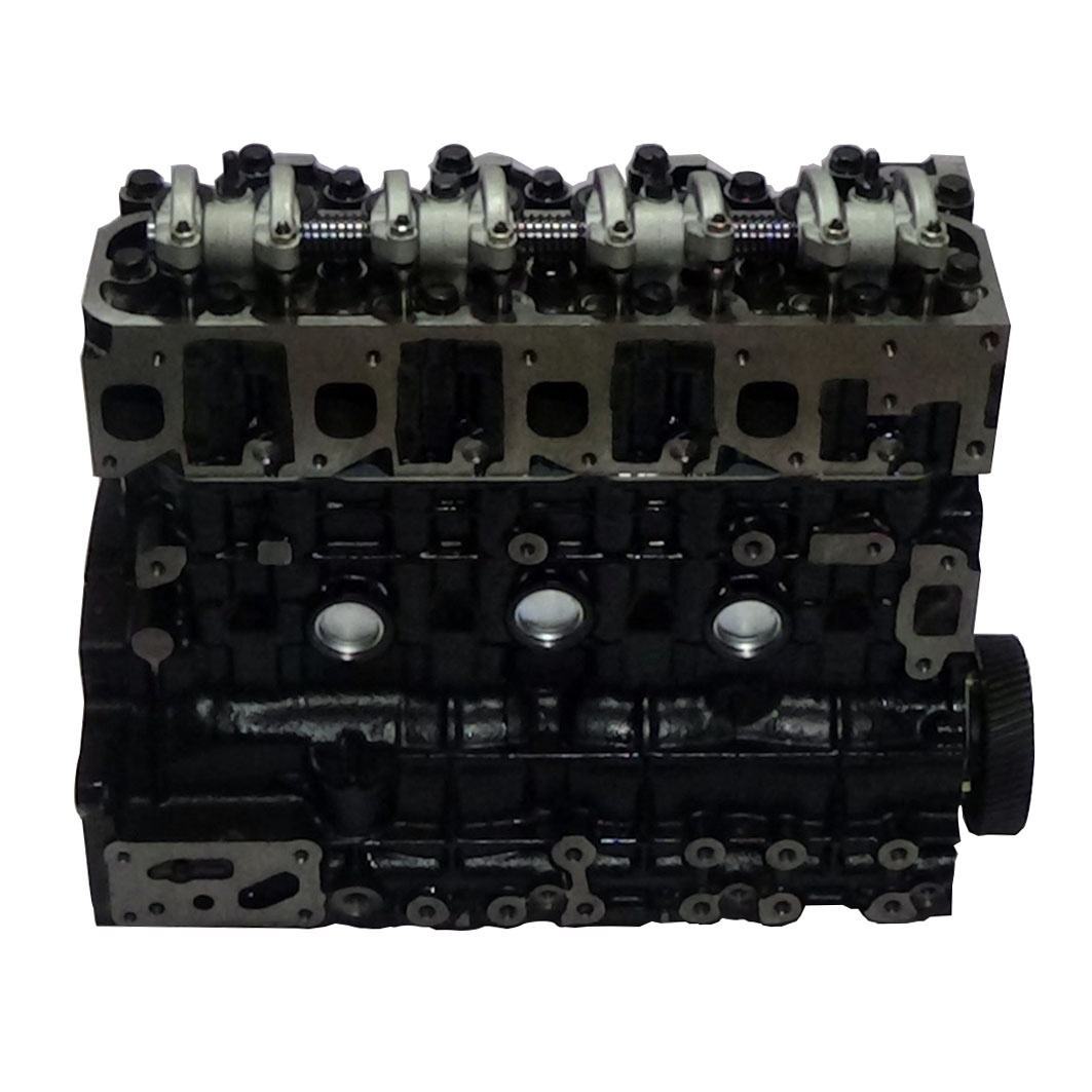 Dmax 4x4 isuzu 4JA1 turbo engine parts 4JA1T long block engine 4 cylinder diesel engine