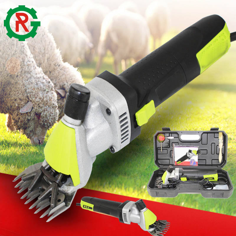110V/220V Sheep Hair Clipper shears Animal Shearing Goat Farm Machine