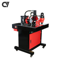 DHY-200 Three in one hydraulic busbar cutting punching bending machine
