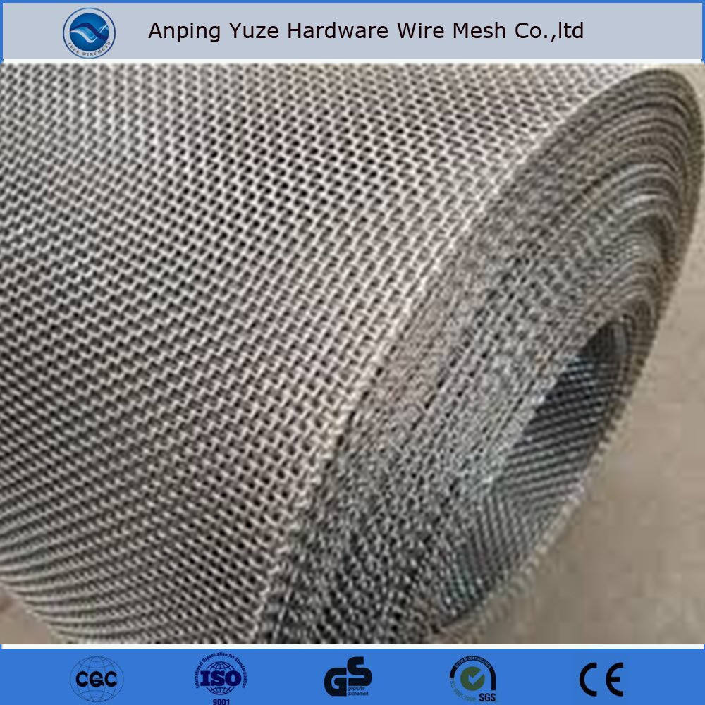 better Stainless steel wire mesh fence fasteners