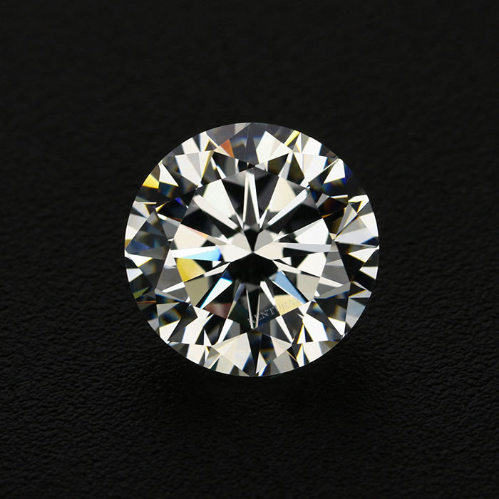 Machine Cut Gem Per Carat 1mm 3mm Cubic Zirconia