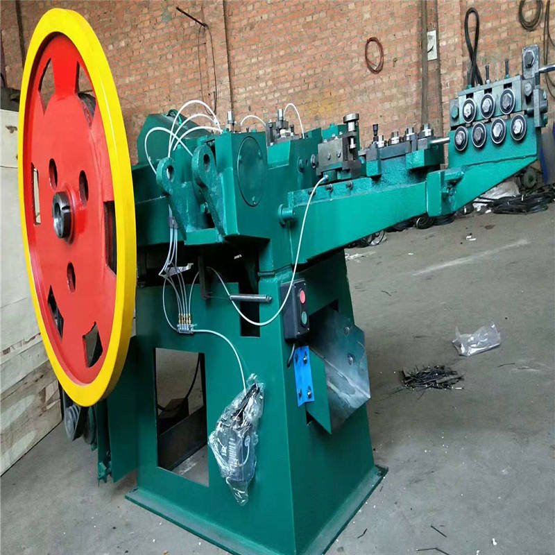 Olt supply high production automatic Z94-4C nail making machine/screw making machine price