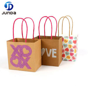 China Top Fashion Luxury New Style High Quality Paper Bag Kraft