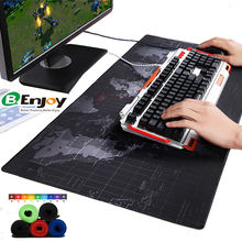 Custom Logo Print  Machine Washable Desktop Desk Mat Pad Deskpad for Gaming