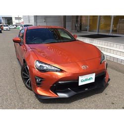 Right Steering Orange Metallic Color Japanese Used Car for Personal