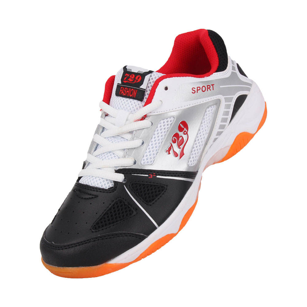 729 Friendship men women's shoes sports shoes ping pong training table tennis shoes