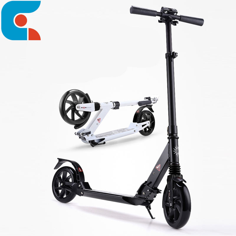 City Kicker Pro Folding Aluminum Adult Push Kick Scooter